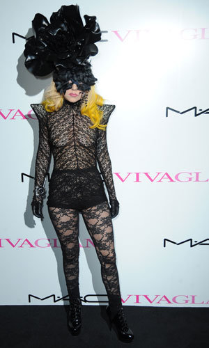 PICS: An Audience with Lady Gaga and Cyndi Lauper