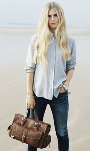 Laura Bailey announced as face of Radley!