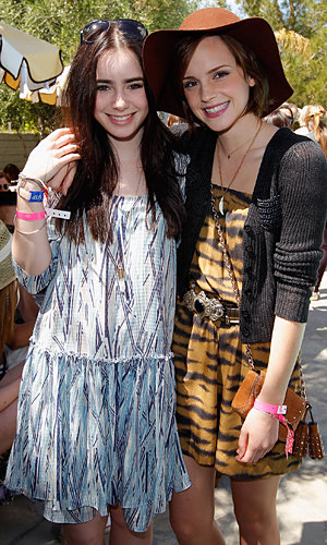 Mulberry parties at Coachella