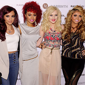 Little Mix, Tali Lennox, Plan B and Labrinth sizzle at the Pre-Brits party!