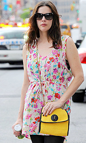 Style crush! Anne Hathaway and Liv Tyler in NYC