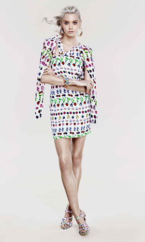 FIRST LOOK: Versace for H&M Cruise collection