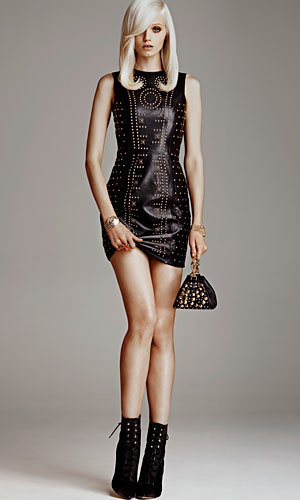 FIRST LOOK: Versace for H&M