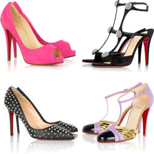 Last leg of the Outnet Louboutins sale!