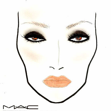 EXCLUSIVE: MAC creates the perfect party look...