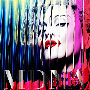 Madonna breaks all records with new album MDNA!