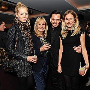 Matthew Williamson's star-studded London Fashion Week party