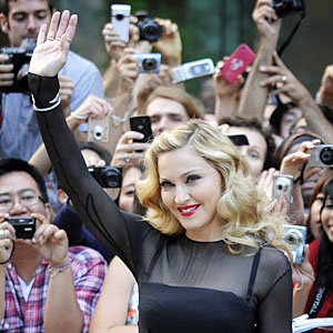 Madonna wows in Tom Ford at Toronto Film Festival