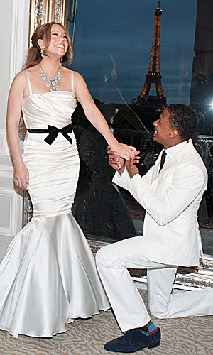 Nick Cannon and Mariah Carey renew their wedding vows!