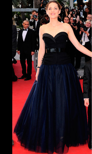 Marion Cotillard takes centre stage in Cannes