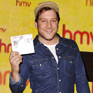 X FACTOR: 2010 winner Matt Cardle releases album while 2011 finalists keep practicing!