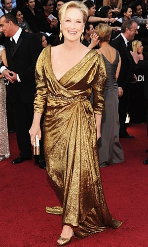 WATCH: All the action from the Oscars 2012 red carpet HERE!