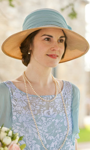 Downton Abbey star Michelle Dockery reveals her style IQ