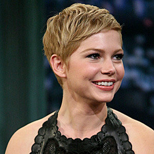 SEE PICS: Michelle Williams hits the talk show circuit