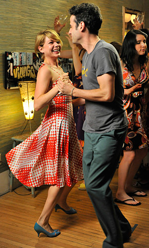 Michelle Williams EXCLUSIVE photos from Take This Waltz!