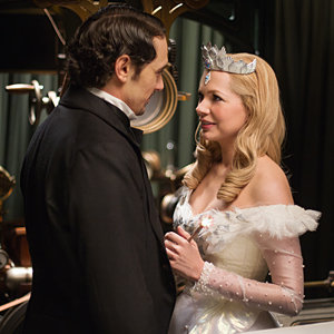 First look: Mila Kunis and Michelle Williams bewitch in Oz The Great and Powerful