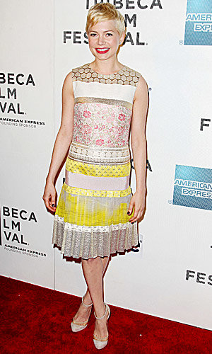 SEE PICS: Michelle Williams, Emma Watson and Olivia Wilde at the Tribeca Film Festival!