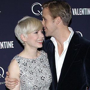 Michelle Williams and Ryan Gosling sparkle at the Blue Valentine premiere