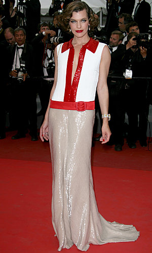 More haute fashion hits Cannes!