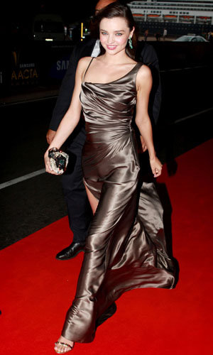 Miranda Kerr and Cate Blanchett glam up the AACTA Awards!