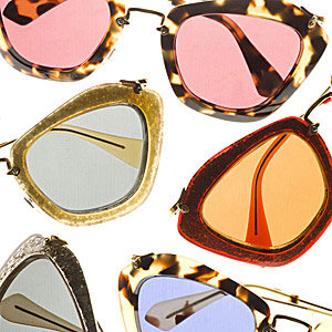 Miu Miu launches Noir sunglasses collection
