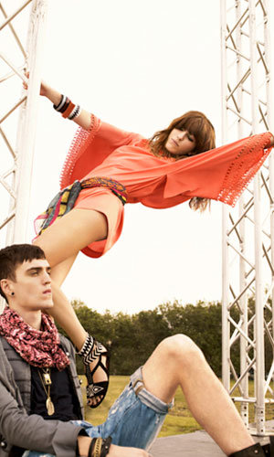 H&M's festival collection launches today!