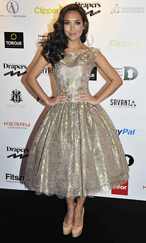 River Island wins InStyle vote at Drapers Fashion Awards