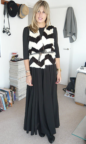 Natalie Hartley's London Fashion Week Style Diary: Day 2