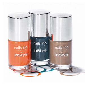WIN a year's supply of Nails Inc. nail polishes!