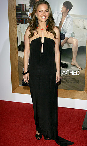 Natalie Portman and Demi Moore dazzle at No Strings Attached premiere