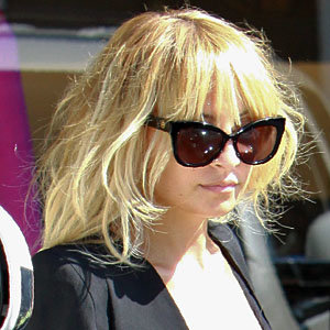 HAIR NEWS: Nicole Richie chops off her long layers!