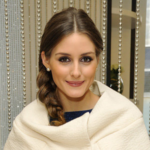 Get Olivia Palermo's side plait hairstyle