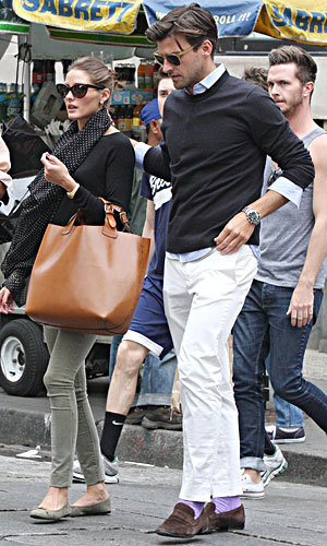 BUY IT! Olivia Palermo's chic Zara tote