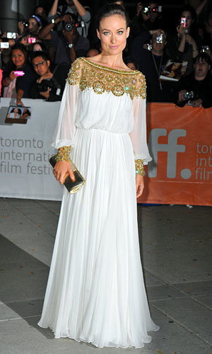 Olivia Wilde and Ashley Greene light up Toronto Film Festival