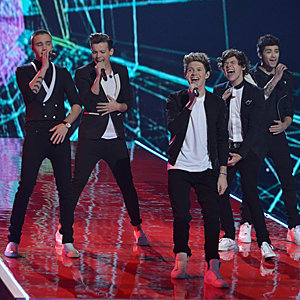 One Direction to record Red Nose Day single for 2013