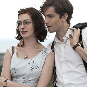 EXCLUSIVE VIDEO: Jim Sturgess and Anne Hathaway chat One Day!