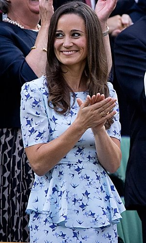 Pippa Middleton talks family life in her new book