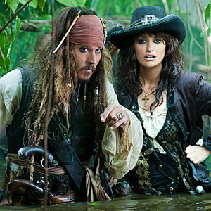 WATCH Pirates of the Carribean: On Stranger Tides trailer!