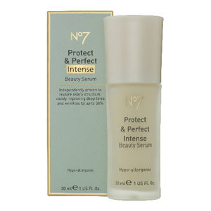 Boots Protect & Perfect launches 'miracle serum'