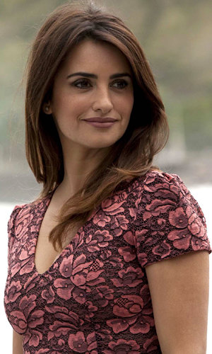 Penelope Cruz is the new face of Loewe