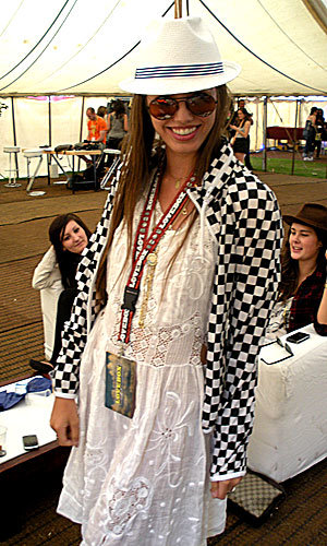 Fashion and music reign at Lovebox