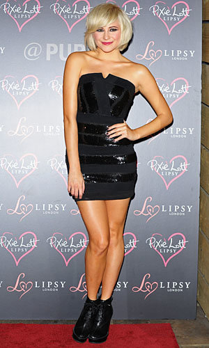 Pixie Lott launches 4th collection for Lipsy