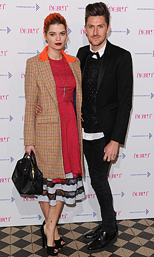 Henry Holland hosts celeb-packed charity fashion auction
