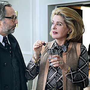 EXCLUSIVE CLIP: See Catherine Deneuve in fab French film Potiche