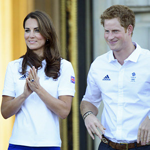 """Prince Harry is """"thrilled"""" Kate Middleton's pregnant"""