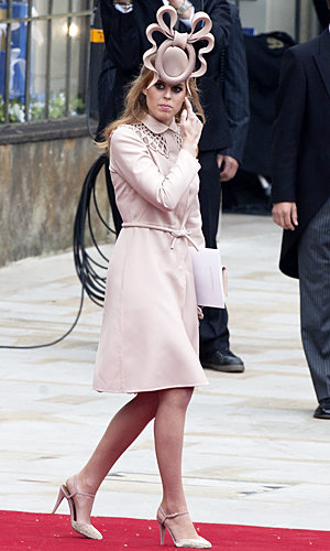 Princess Beatrice's Royal Wedding hat sells at auction for £81K
