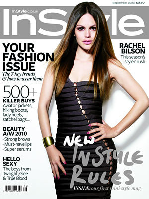 MEET InStyle's September cover star, Rachel Bilson!