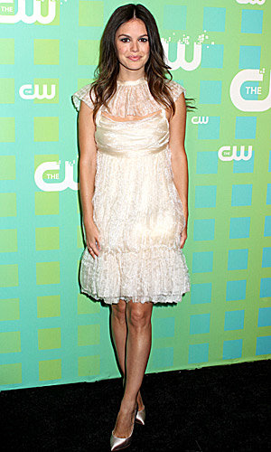 SEE PICS! Rachel Bilson and Jessica Lowndes at the CW Upfronts