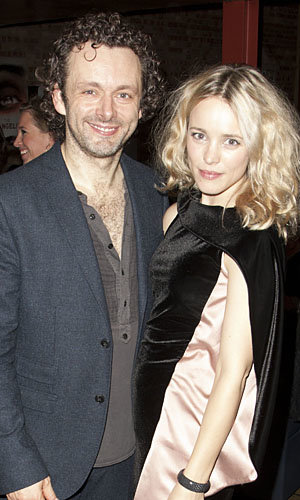 Rachel McAdams joins beau Michael Sheen at Hamlet after-party