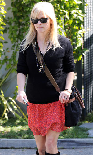 Reese Witherspoon is pregnant!